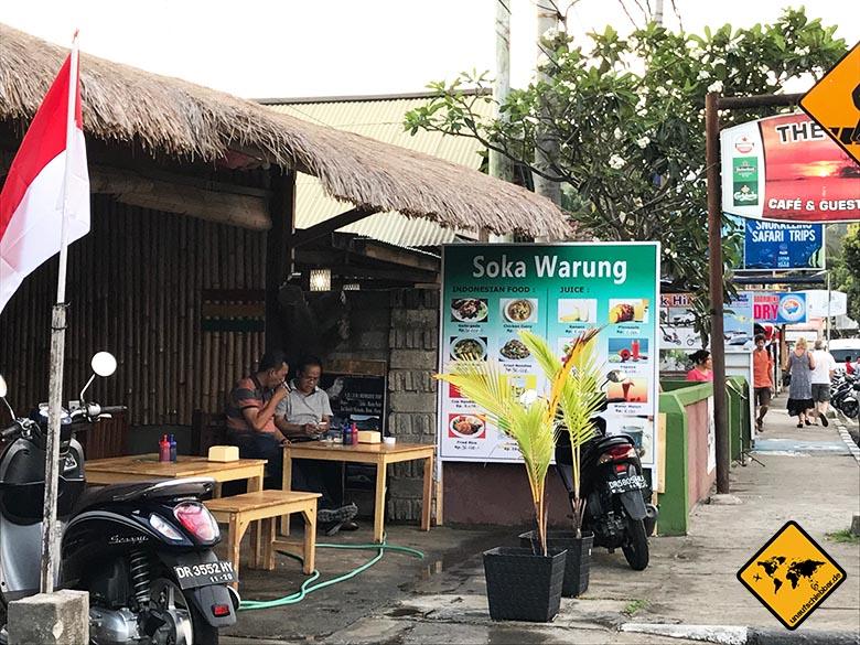 Soka Warung Senggigi