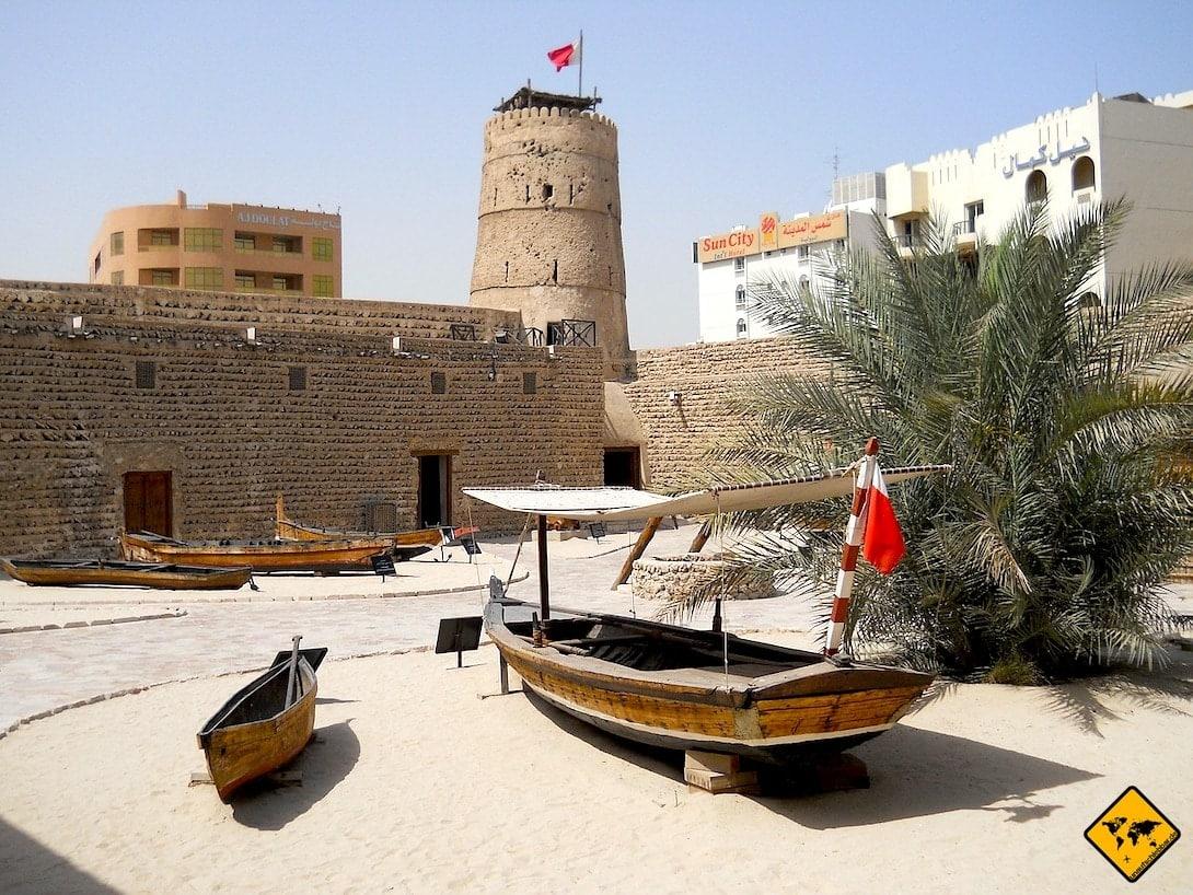 Sommer in Dubai Museum
