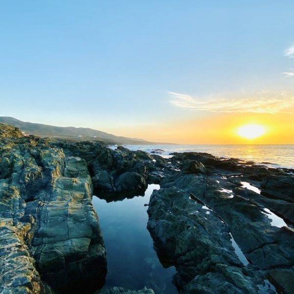 Sonnenuntergang Aguas Verdes Fuerteventura Tipps