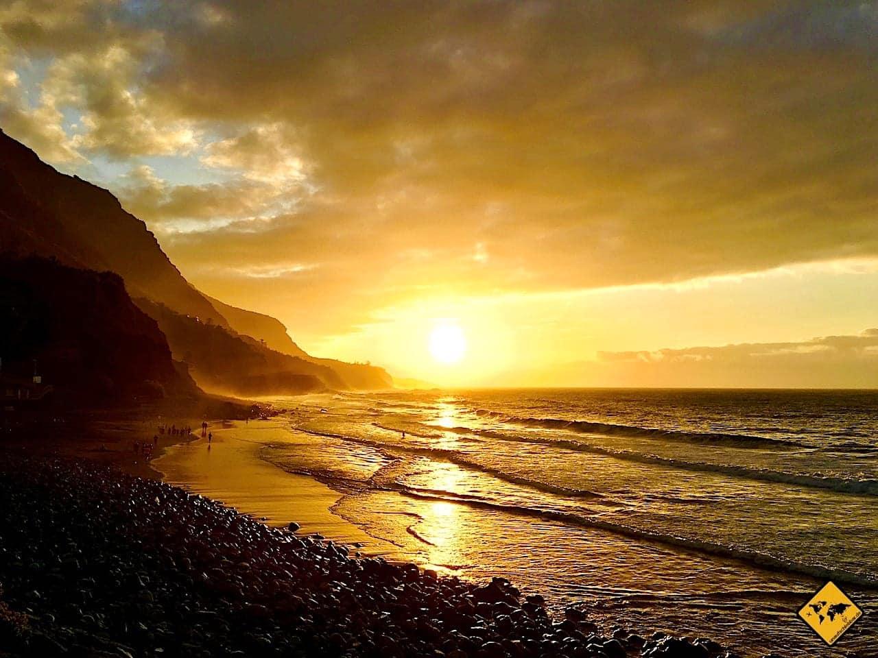 Sonnenuntergang Foto iPhone 6S