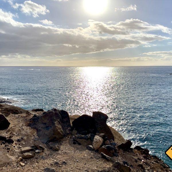 Sonnenuntergang Meer Playa Salvaje Diego Hernandez
