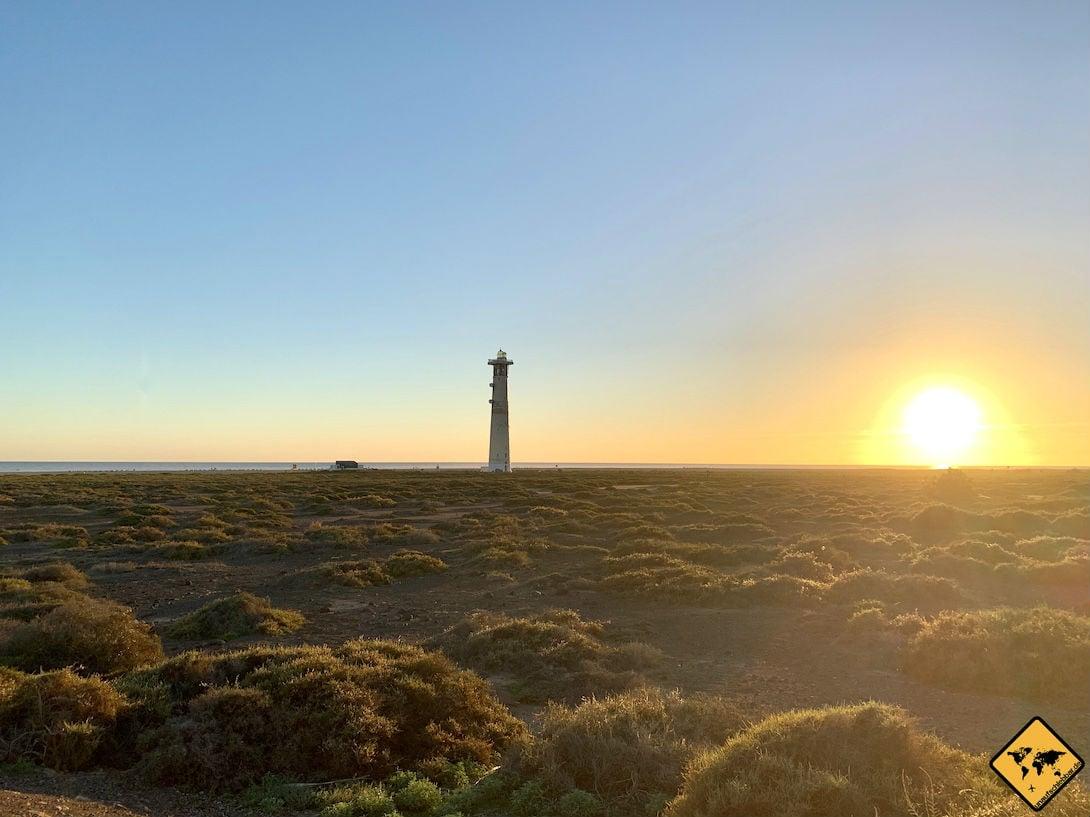 Sonnenuntergang Morro Jable Fuerteventura