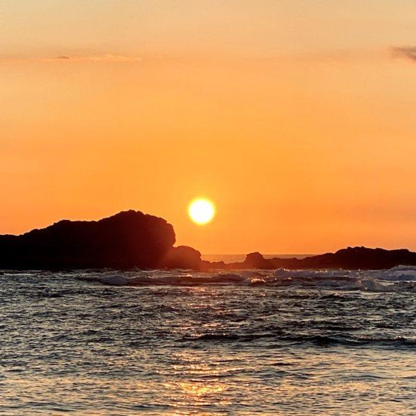 Sonnenuntergang Playa Jarugo Fuerteventura Insider Tipp Westküste