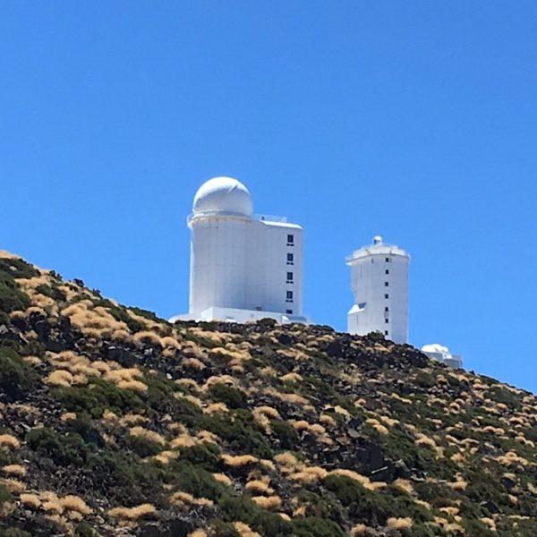 Sonnenwarte Parque Nacional del Teide
