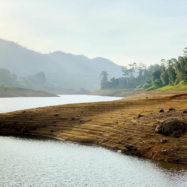 Sri Lanka Castlereigh Reservoir Hatton Abend