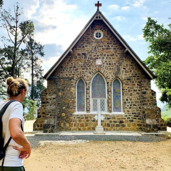 Sri Lanka Christ Church Warleigh