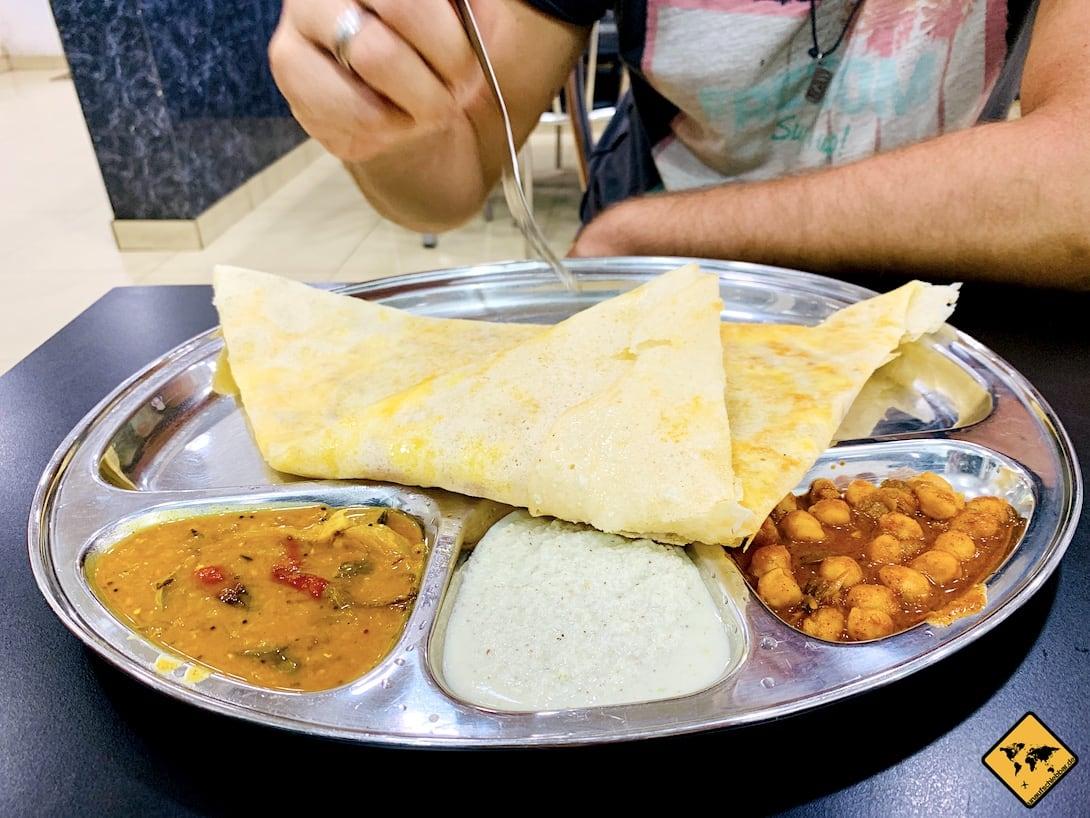 Sri Lanka Essen vegetarisch