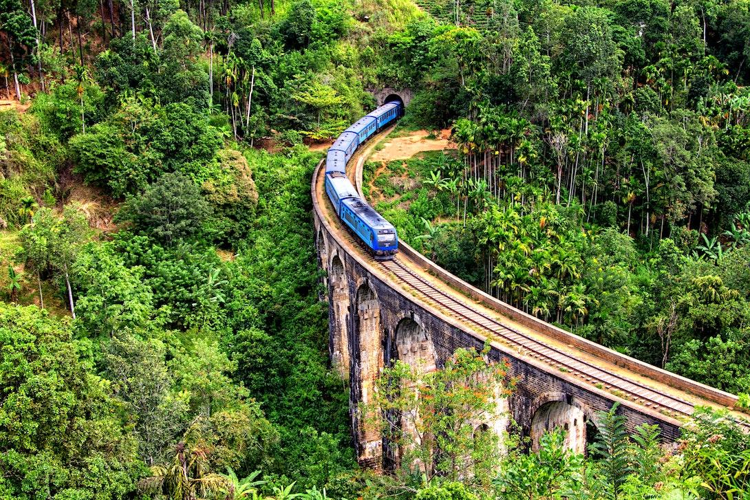 Sri Lanka reisen trotz Corona Nine Arches Bridge