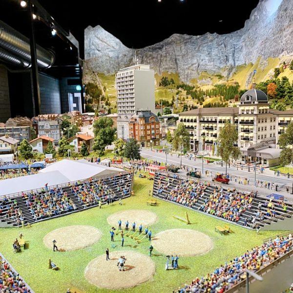 Stadion Smilestones Schweiz