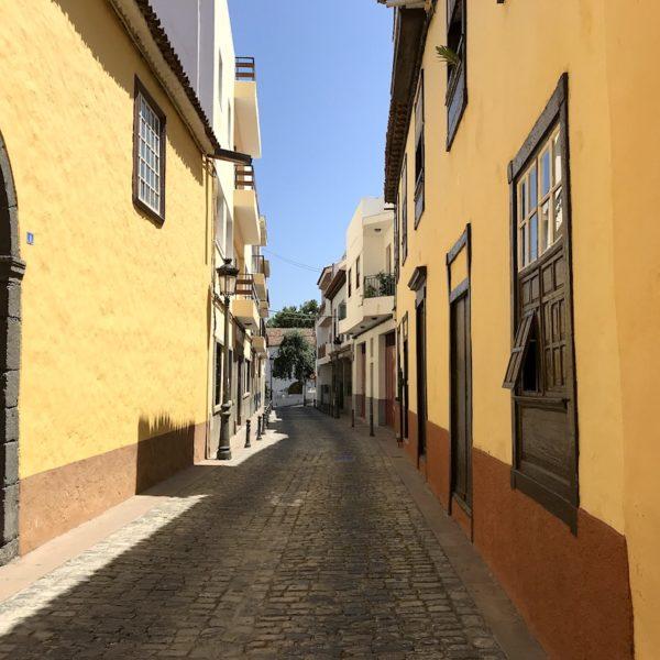 Stadt Icod de los Vinos