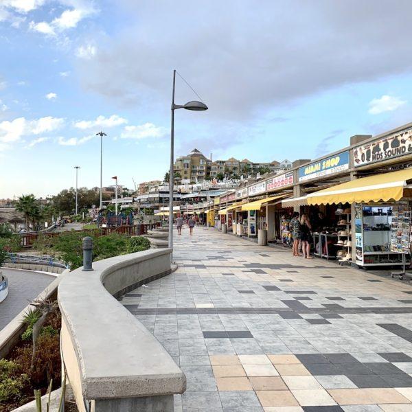 Standpromenade Costa Adeje Playa de Fañabé
