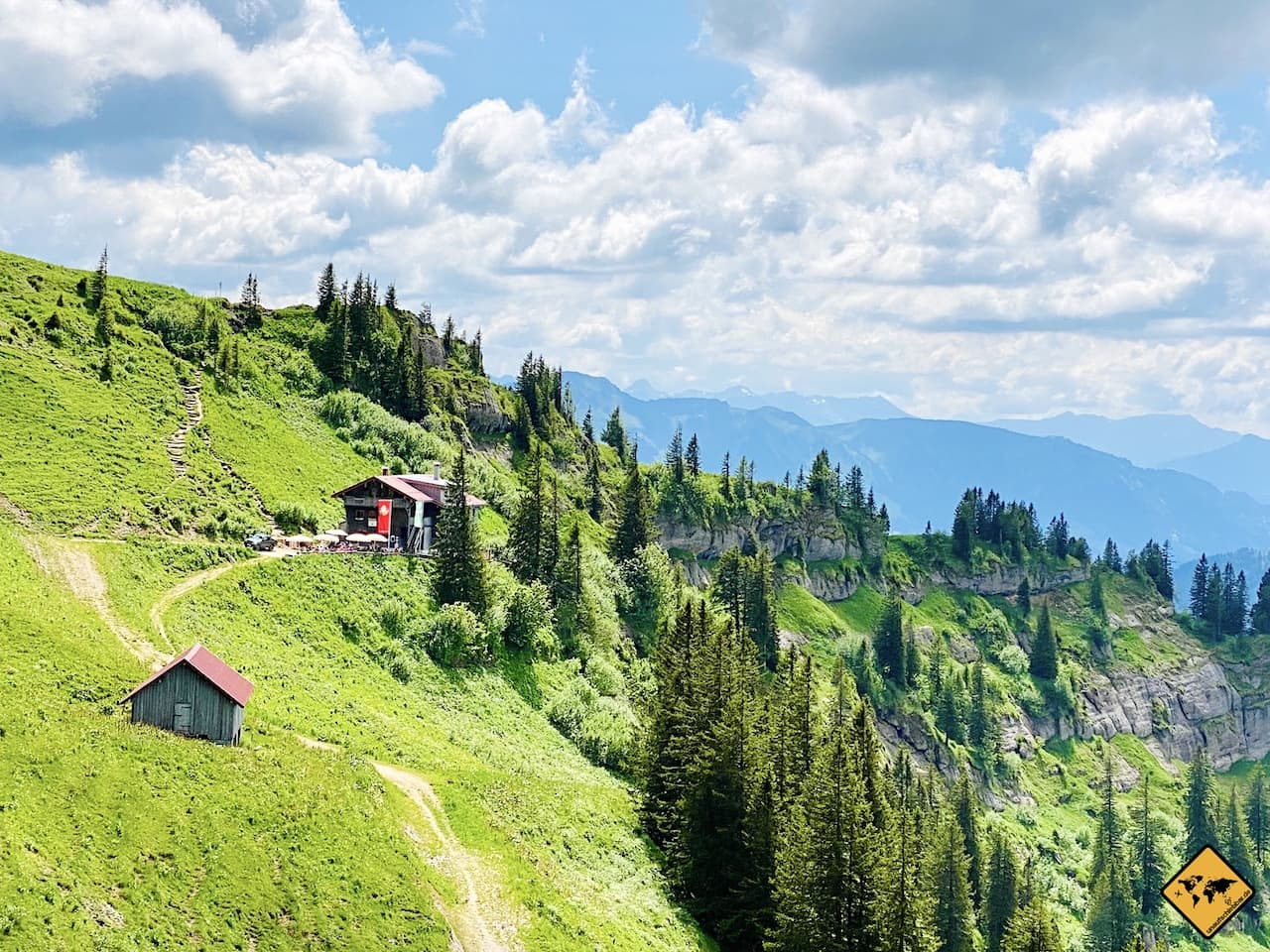 Staufner Haus Berg Hütte