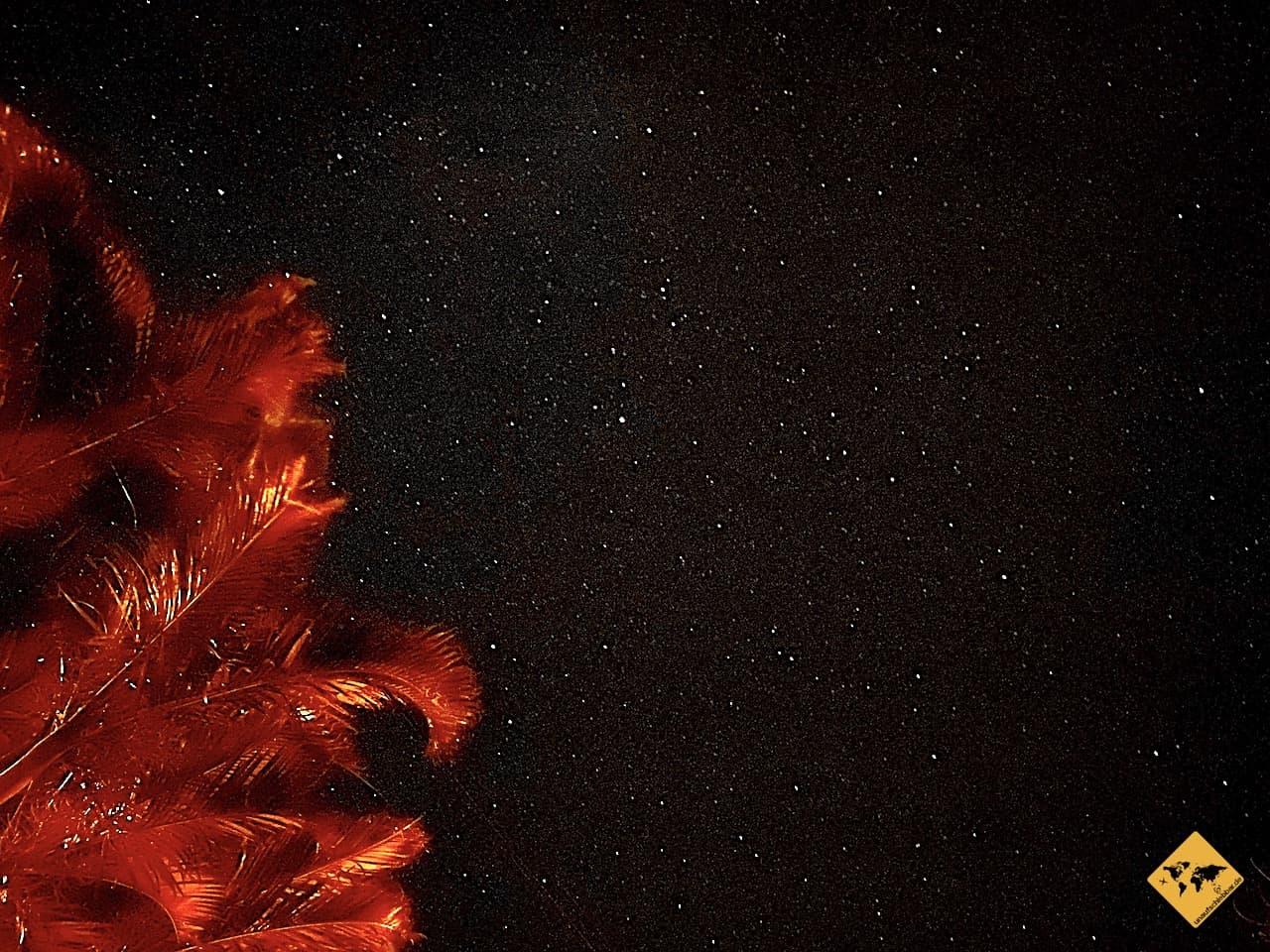 Sternen Fotografie iPhone 11 Nachtmodus