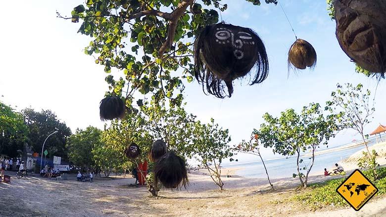 Strände Bali Sanur Beach