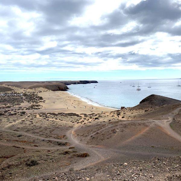 Strände Playa Blanca Papagayo Lanzarote