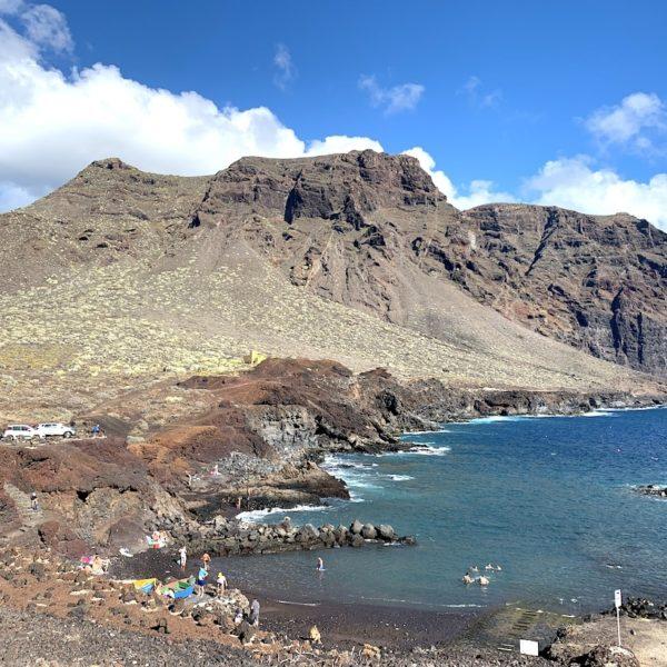 Strände Teneriffa Playa Punta de Teno