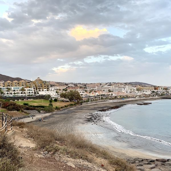Strände Teneriffa Playa de Fañabé