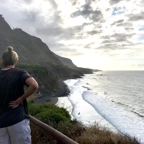 Strände auf Teneriffa Aussicht Playa del Socorro