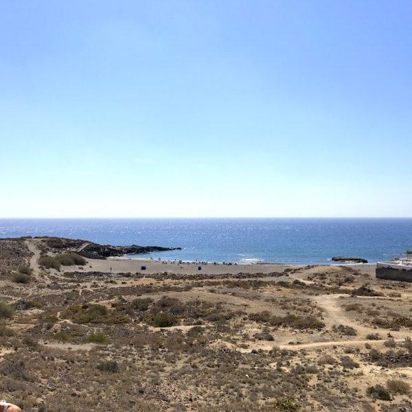 Strände auf Teneriffa Playa Abades