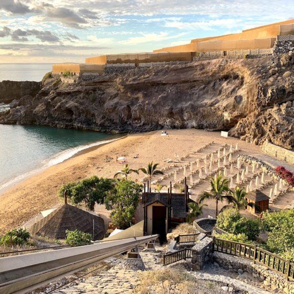Strände auf Teneriffa Playa Abama