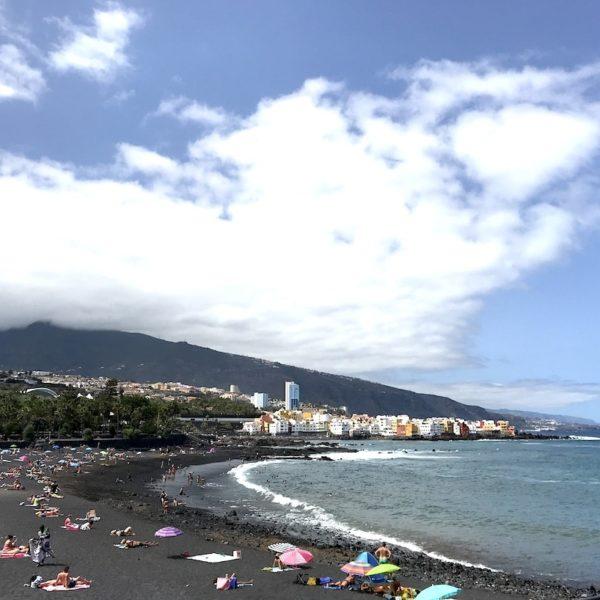 Strände auf Teneriffa Playa Jardín