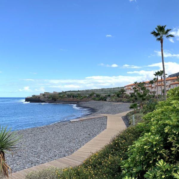 Strände auf Teneriffa Playa La Caleta de Interián
