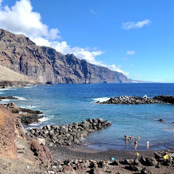 Strände auf Teneriffa Playa Punta de Teno