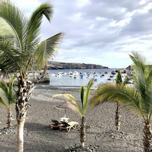 Strände auf Teneriffa Playa San Juan