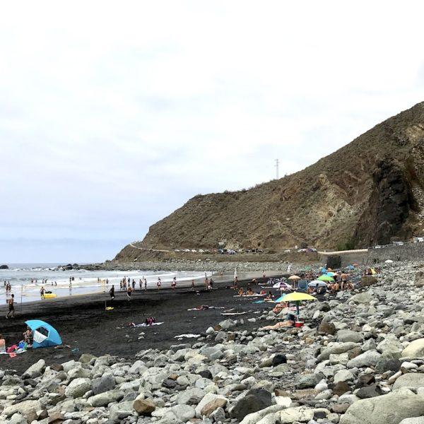 Strände auf Teneriffa Playa de Almaciga