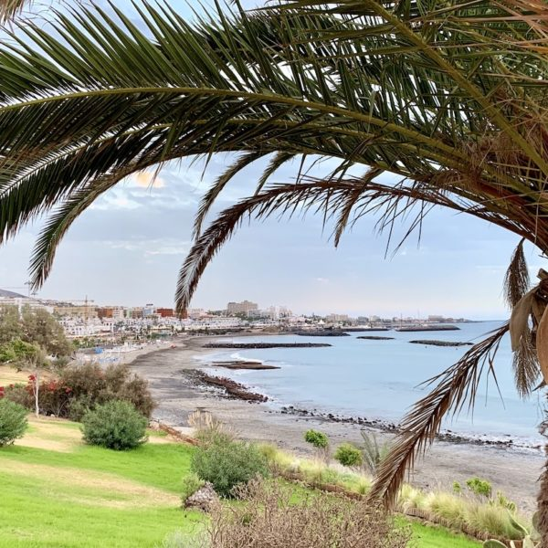 Strände auf Teneriffa Playa de Fañabé