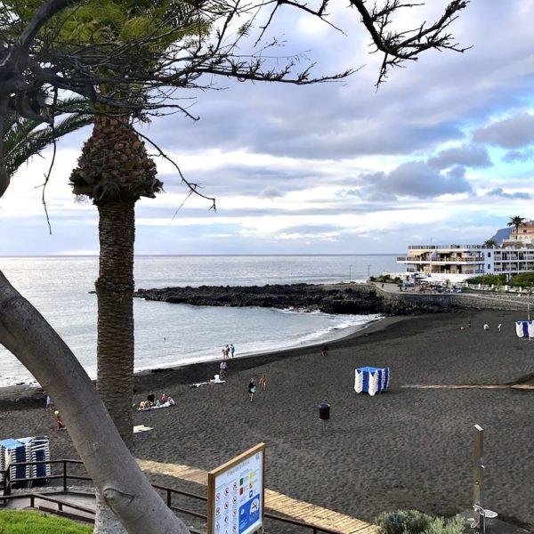 Strände auf Teneriffa Playa de la Arena Westküste