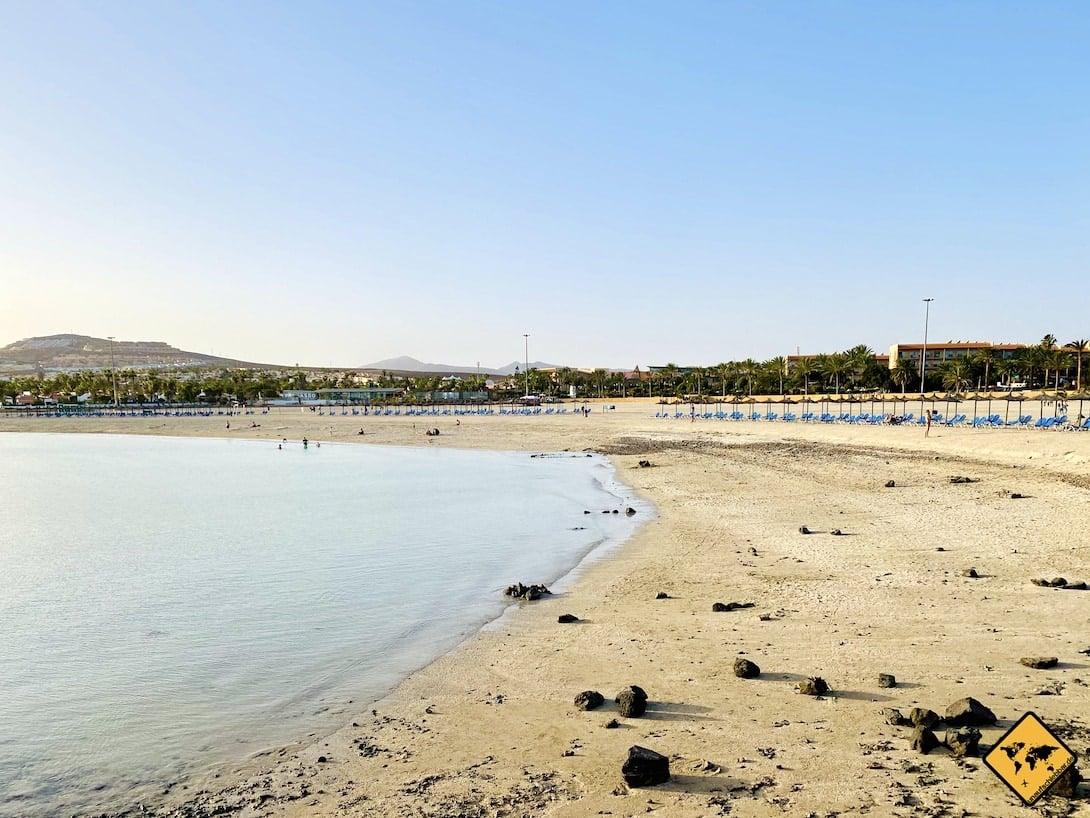 Strand Caleta de Fuste Playa del Castillo