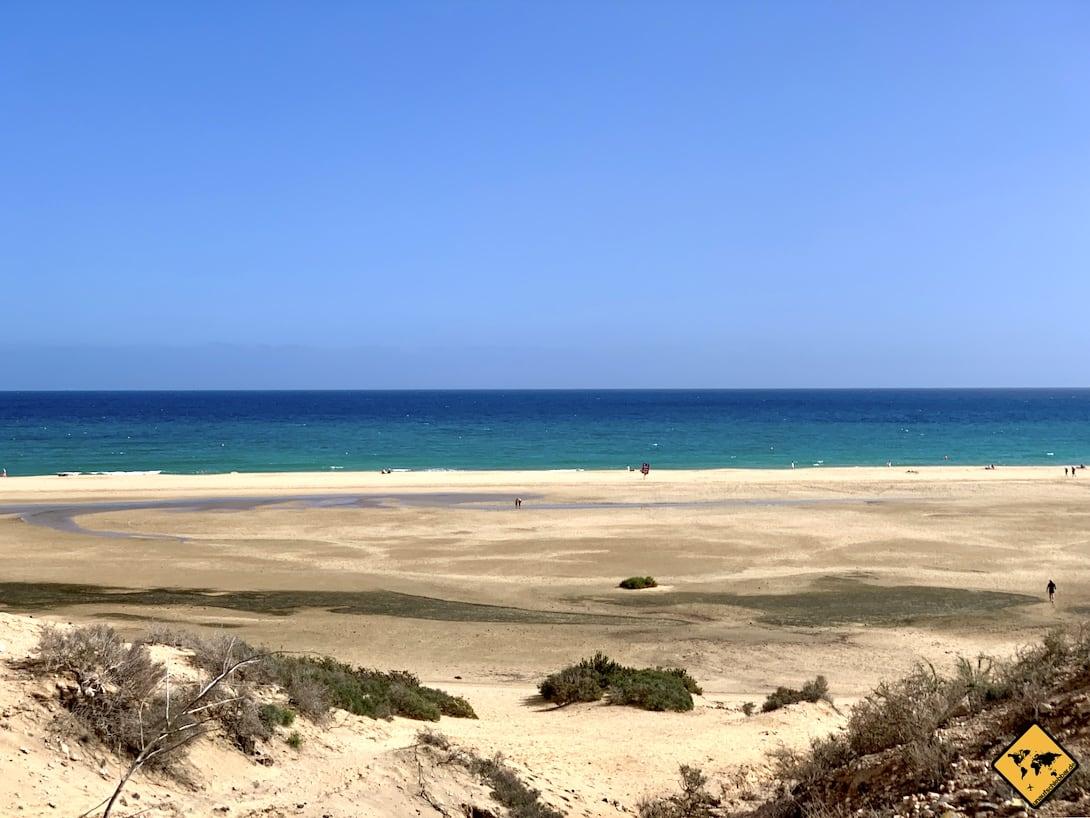 Strand Costa Calma Fuerteventura Reiseziele