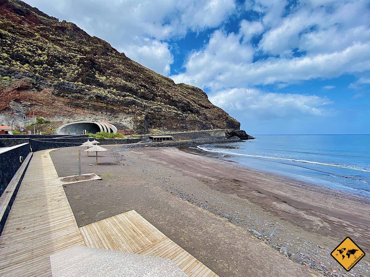 Strand El Hierro Playa de Timijiraque