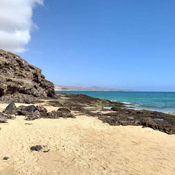 Strand Felsen Costa Calma