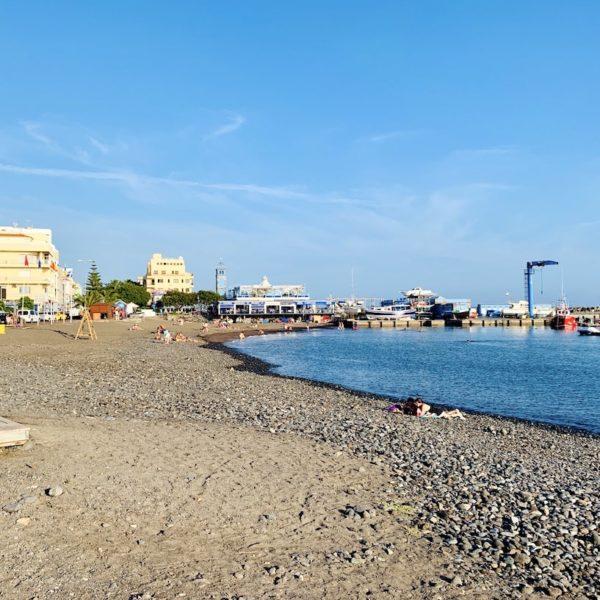 Strand Las Galletas