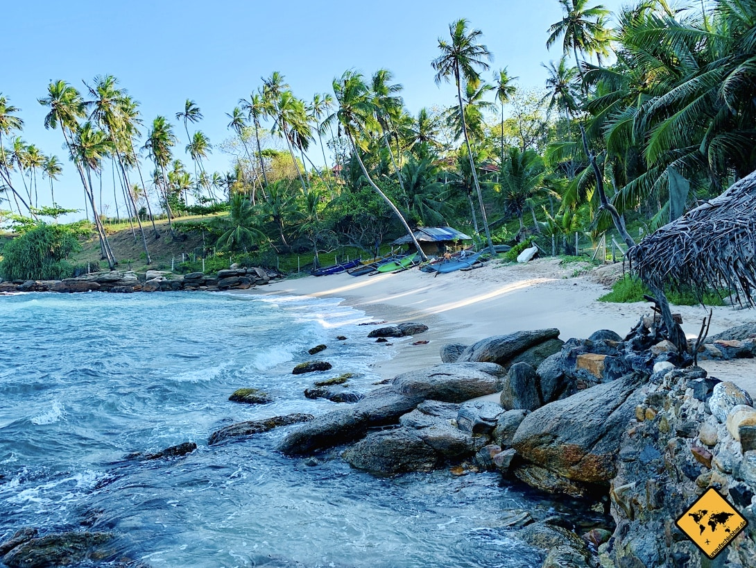Strand Tangalle Meer