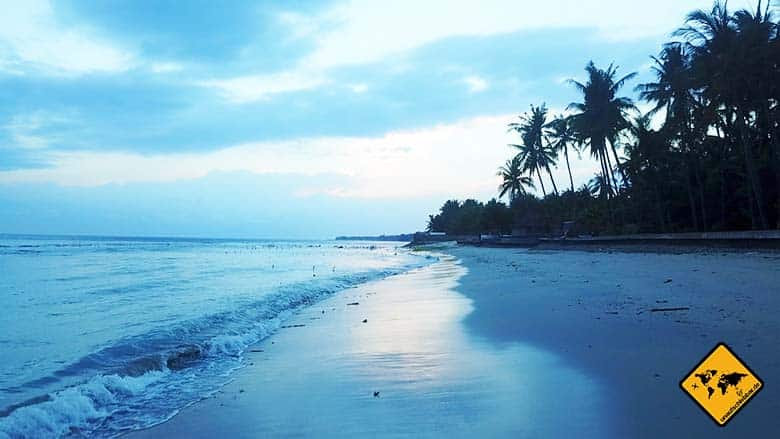 Strand Timbool Bungalow Nusa Penida