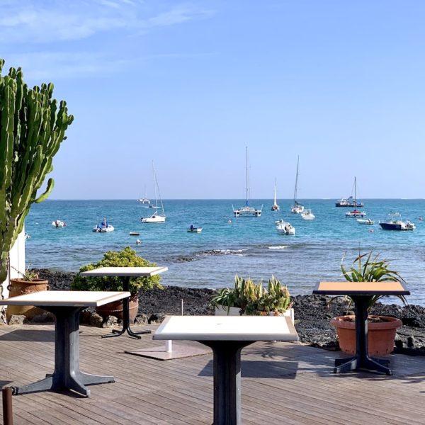 Strandpromenade Restaurant Corralejo Fuerteventura