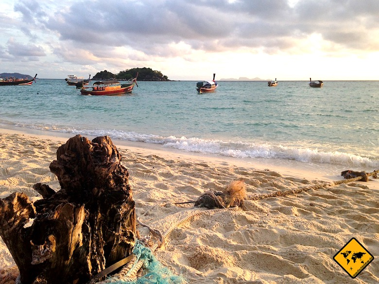 Südthailand Koh Lipe
