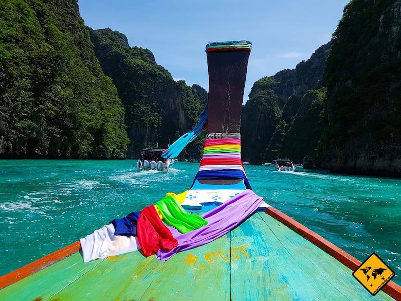 Südthailand Koh Phi Phi Tour