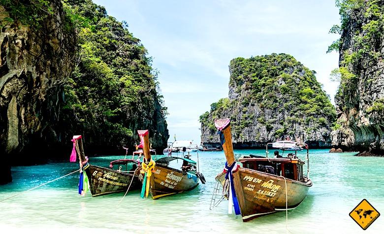 Südthailand Koh Phi Phi