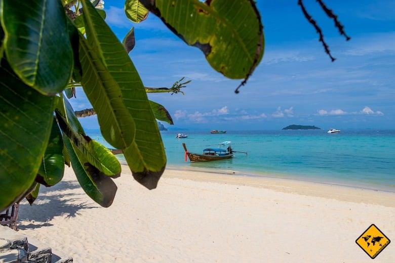 Südthailand Krabi