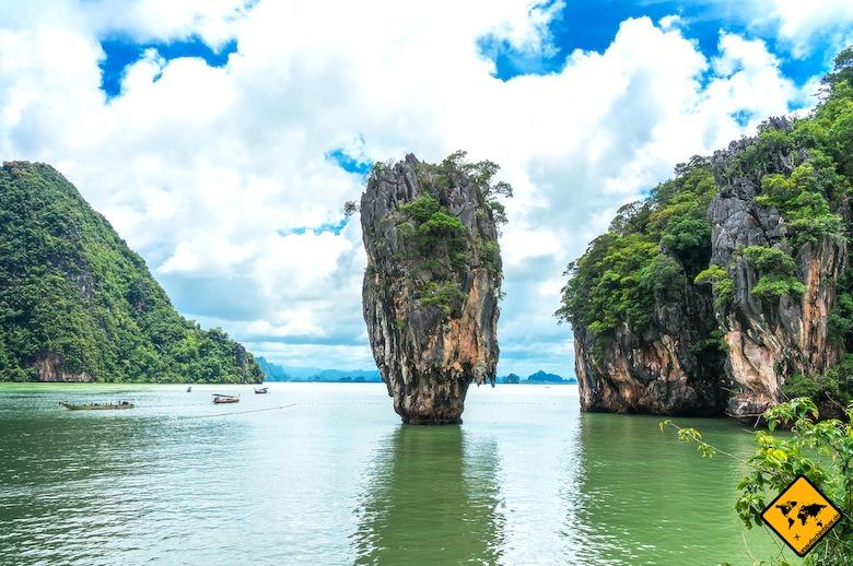 Südthailand Phang Nga Bay