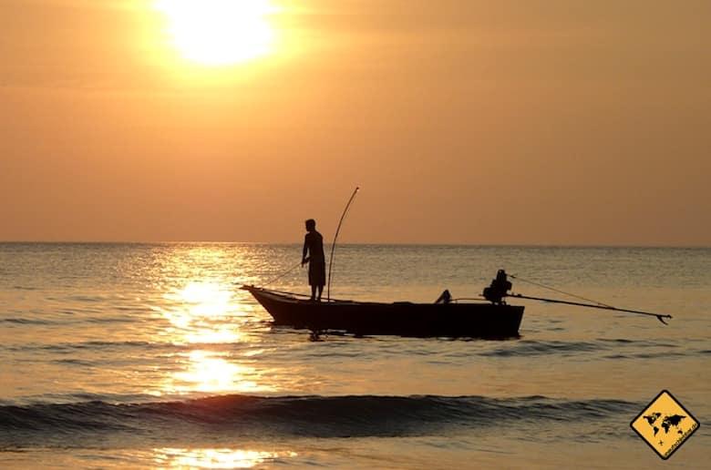 Südthailand beste Reisezeit