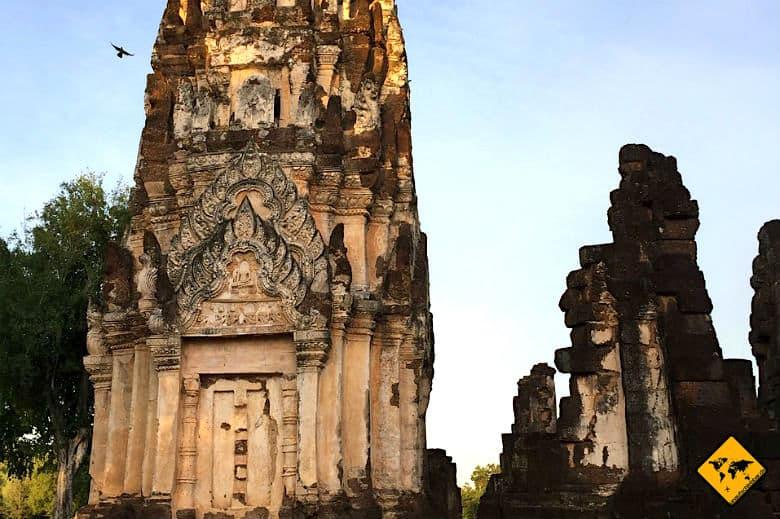 Sukhothai Historical Park Prang