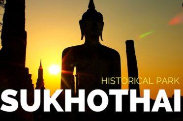 Sukhothai Historical Park in Thailand – Top 3 Sehenswürdigkeiten