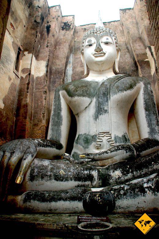 Sukhothai Historical Park Wat Sri Chum