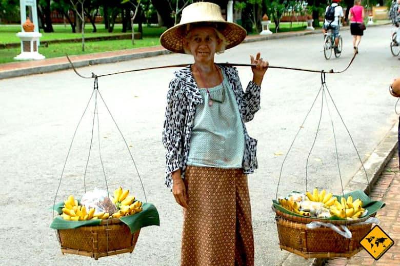 Sukhothai in Thailand historischer Park