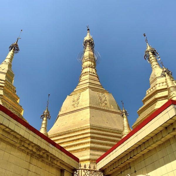 Sule Pagode Yangon Myanmar
